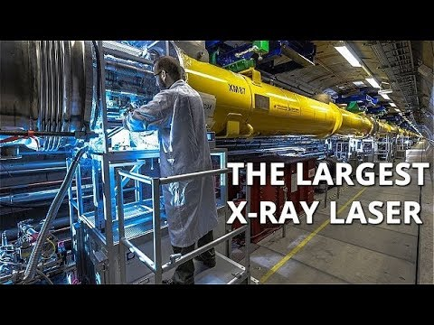 WOW: Russian and German Scientists Working Together On The European Sci-Fi X-Ray Laser