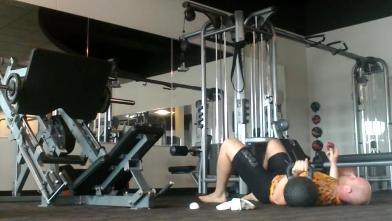 Sinister 56kg (Видео с канала Levi Markwardt)