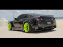 IN LOVING MEMORY OF DOM HIS ARMYTRIX NISSAN GT R R35 LIBERTY WALK