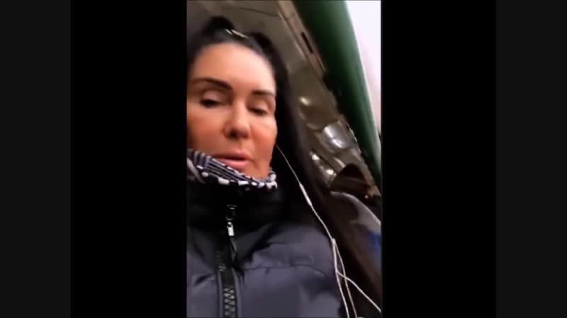Татьяна Африкантова (из прямых эфиров) Сидела я дома..тихонько