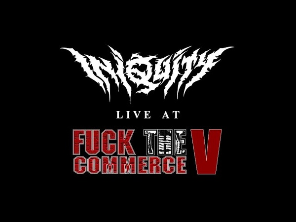INIQUITY (DK) - Live at FTC 2002
