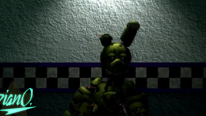[SFM FNAF] Left Behind - DAGames Song RUS COVER - Animation