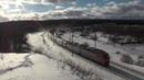 Электровоз ЧС7-110 с поездом № 024 Одесса - Москва