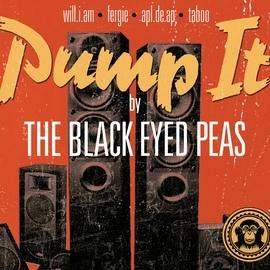 Black Eyed Peas альбом Pump It