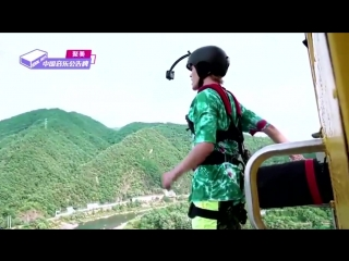 🚀🚀🚀rocket promotion video:bungee jumping