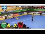 VAMOS MATARAM (6) VS (2) PEGASUS FC SAMBAS - FULL HIGHLIGHTS
