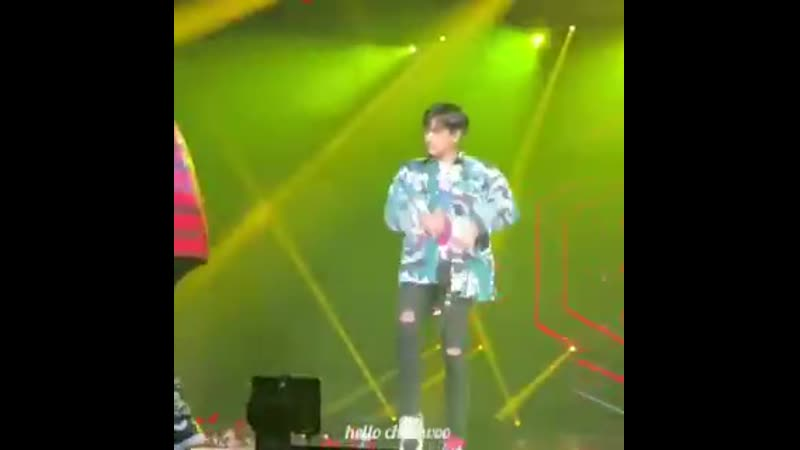 Chanwoo cant dance. - Chanwoo is ugly. - - Meanwhile Chanwoo...