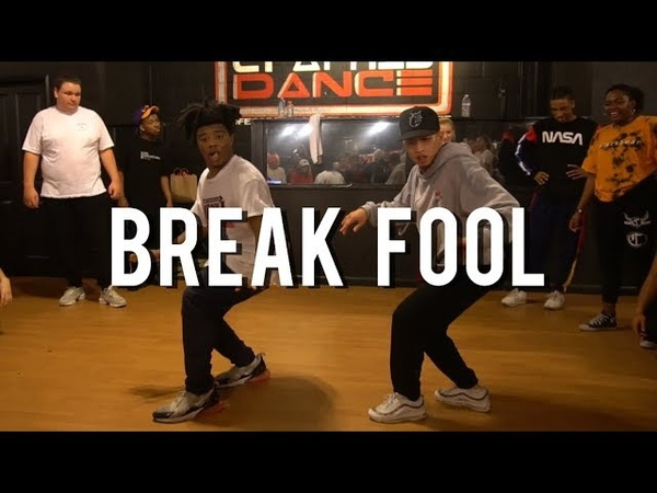 Break Fool by Rah Digga | Chapkis Dance | Melvin Timtim and Josh Price Choreography