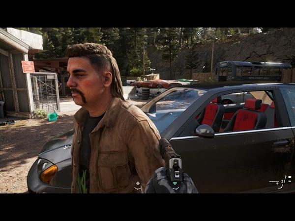 Far Cry 5 - прохождение Часть 3 жажда сметри