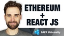 Ethereum Dapp with React JS, Webpack, Web3 Truffle