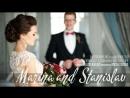Свадебный клип, Марина и Станислав, 10 июня