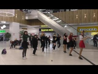 k-pop dance public challenge IKON - B DAY