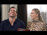 Mission Impossible Fallout cast play SAY WHAT!