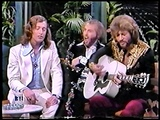 Bee Gees Massachusetts on Tonight Show Starring Johnny Carson