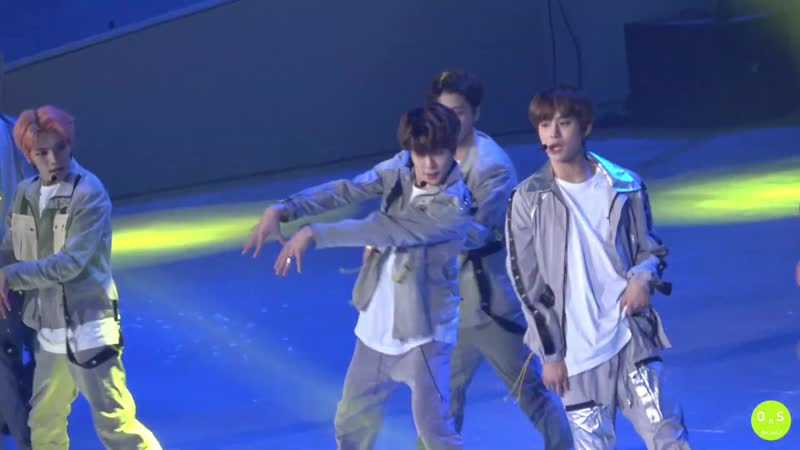 [fancam] 190209 NCT 127 - Regular (JF) @ Again Pyeongchang K-POP Concert