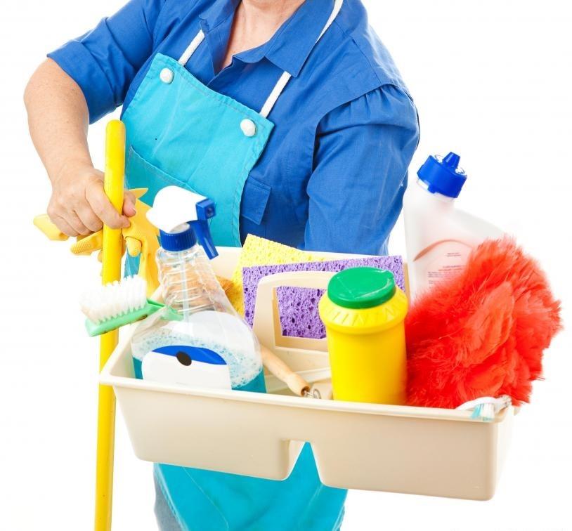 Некоторые бытовые чистящие средства содержат масляные растворители, особенно те, которые предназначены для чистки кухонных приборов.