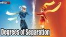 Degrees of Separation Февраль 2019 Gameplay