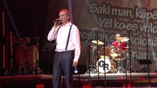 bet bet - Kāpēc man nav sarkans mersedess (G.Rača jubilejas koncerts Arēna Rīga. 27.03.2015)