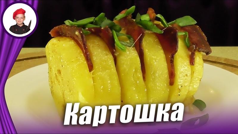Картошка с беконом Георгий Апухтин