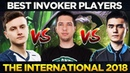 Miracle- vs SCCC vs w33 - BEST Invoker Players The International 2018 - EPIC Gameplay Dota 2 TI8