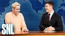 Weekend Update: Pete Davidson on Kanye West - SNL
