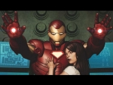 ComiXoids — Live: Железный Человек, Серебряный Сёрфер, Мисс Марвел, Дэдпул, Лунная Девочка и Динодьявол