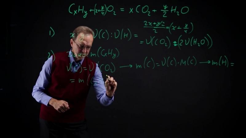 19. 2.1.1.3.1. Определение формулы вещества... Школьная химия — простая и интересная