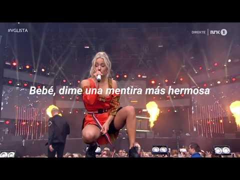 K-391 Alan Walker - Ignite (En Vivo at VG-Lista 2018 with Julie Bergan and Vinni) (Sub Español)