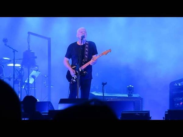 David Gilmour Sorrow @ Plac Wolności Wrocław 25 06 2016