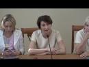 Встреча с представителями Министерства МО