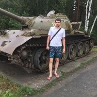 Анкета Алексей Чижиков