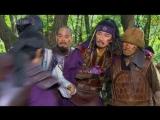 [Тигрята на подсолнухе] - 113/134 - Тэ Чжоён / Dae Jo Yeong (2006-2007, Южная Корея)