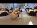 Свадебный танец Simone  Speak Softly Love