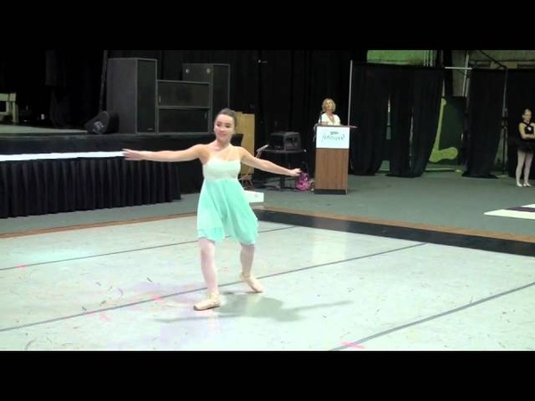 Shannon Solo Pointe TO 2011