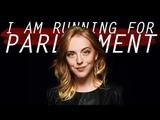 I am Running for Parliament. Beata Jonite
