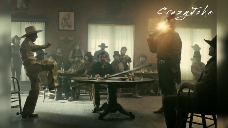 Dead saloon