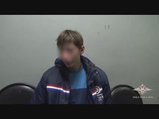 Задержанный за нападения на женщин в Тольятти