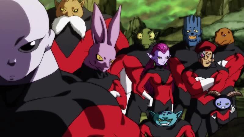 БЕЗ СУБТИТРОВ Dragon Ball Super 11 Ending Драгон Болл Супер 11 Эндинг Драконий жемчуг