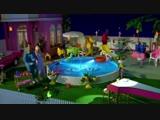Aqua &amp Scooter - Barbie Fire Girl (Rene Various Mash Up)
