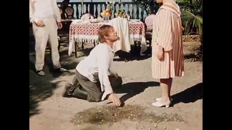 «12 стульев» (1971) — На вас, матушка, на вас, голубушка, на вас уповаю!
