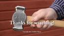Ковка кузнечного молотка с закругленными бойками (русские субтитры)
