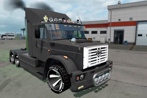 ЗИЛ 4421 LIGHT TUNING V8
