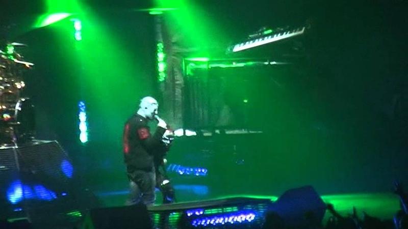 Slipknot LIVE Prosthetics Stockholm Sweden 2008 2 Cam Mix