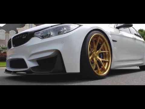 Super Clean F80 M3 With Dope Aristo Collection Wheels