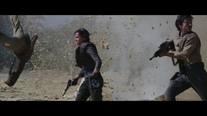 Видеоролик рассказывающий о съёмках фильма Изгой один Звёздные войны Истории Фильм о фильме