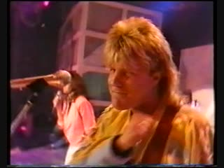 Modern Talking - Geronimos Cadillac (Peters Pop Show, 06.12.1986)