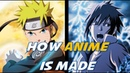 How Anime is Made - Inside the Studio (Toei, Madhouse, Pierrot)