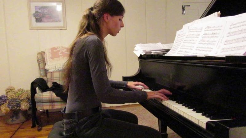Гостья из будущего - кавер, фортепиано