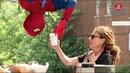 Человек-паук приходит за кофе - Розыгрыш