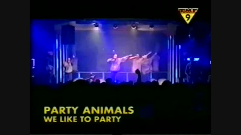 Party Animals-We like to party[TMF 9]